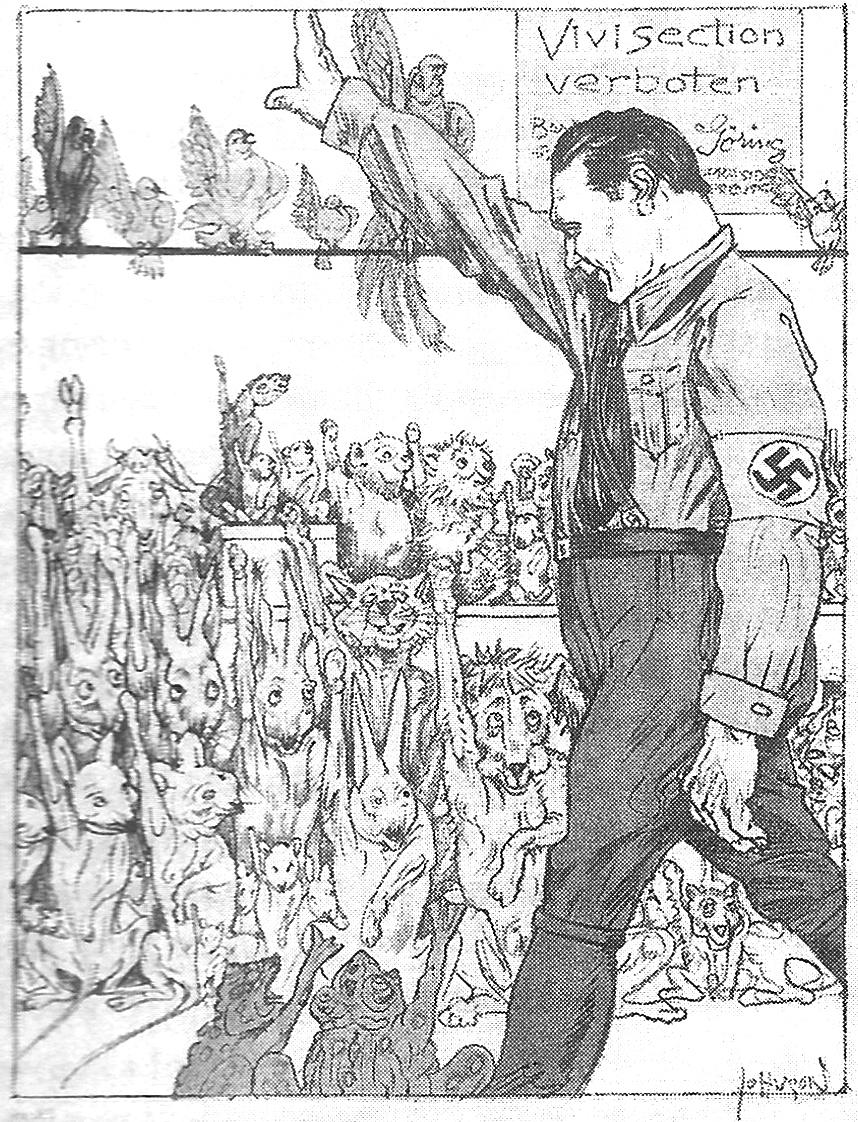nazi animals rights